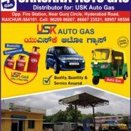 Auto gas Dealers in Raichur
