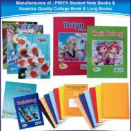 Note Book Manufacturers in Raichur