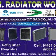 H.M. RADIATOR Works