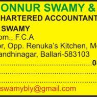 K. HONNUR SWAMY & Co.,