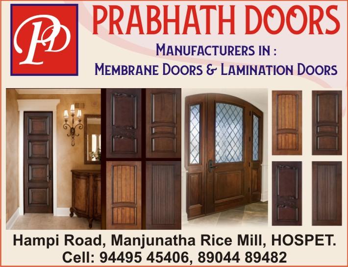 PRABHATH DOORS