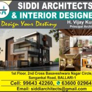 SIDDI ARCHITECTS & INTERIOR DESIGNER