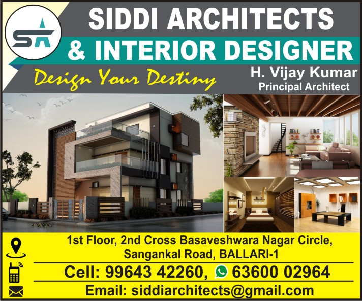 SIDDI ARCHITECTS & INTERIOR DESIGNER
