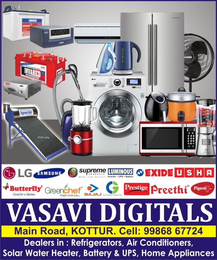 Kitchen Equipment Dealers in Kottur