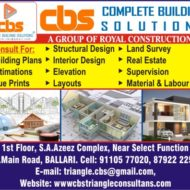 CBS COMPLETE BUILDING SOLUTIONS