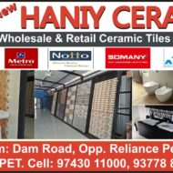 New HANIY CERAMIC