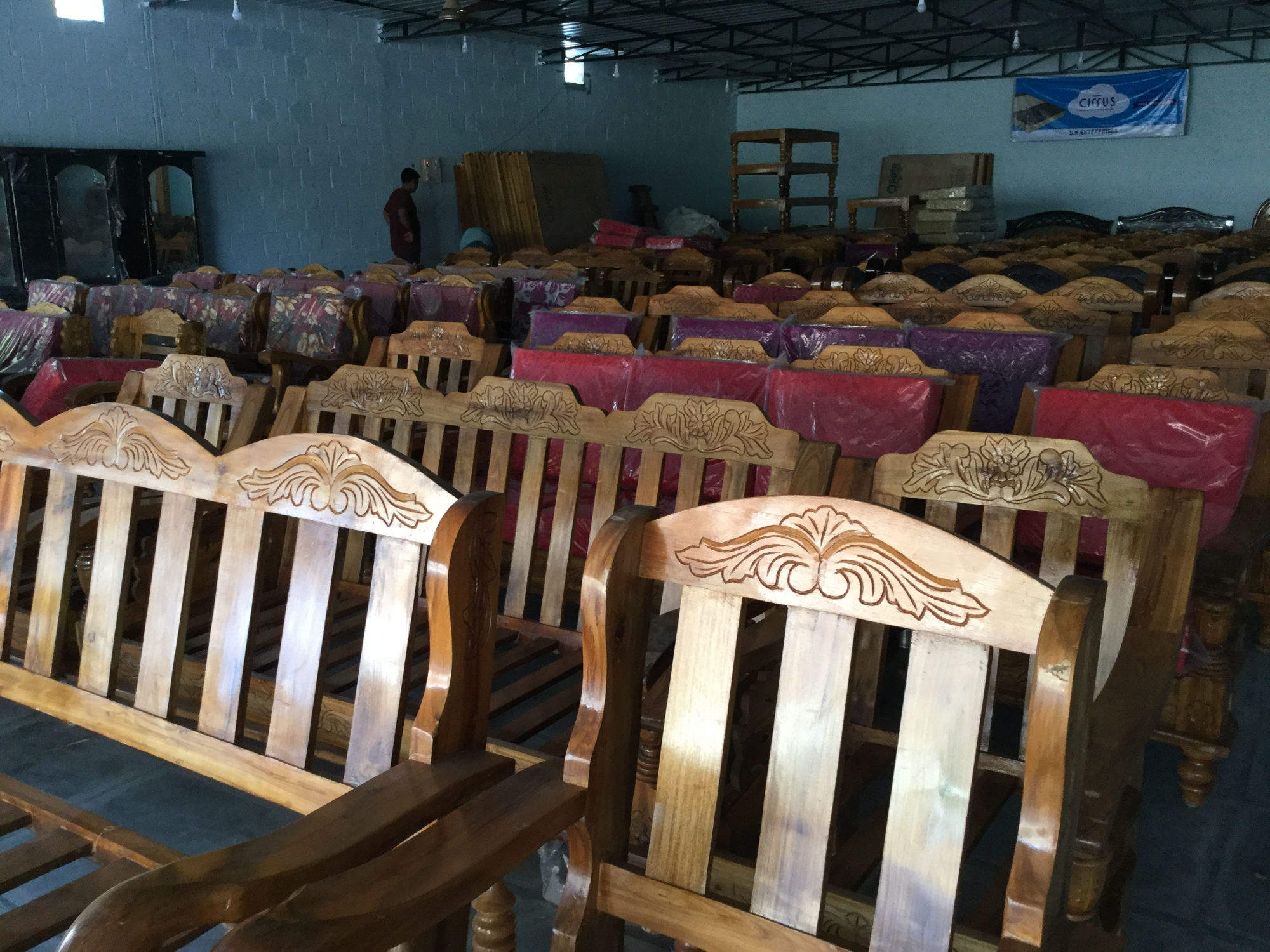 New S.K.L.S Furniture