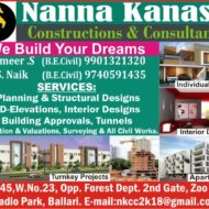 Nanna Kanasu Constructions & Consultants