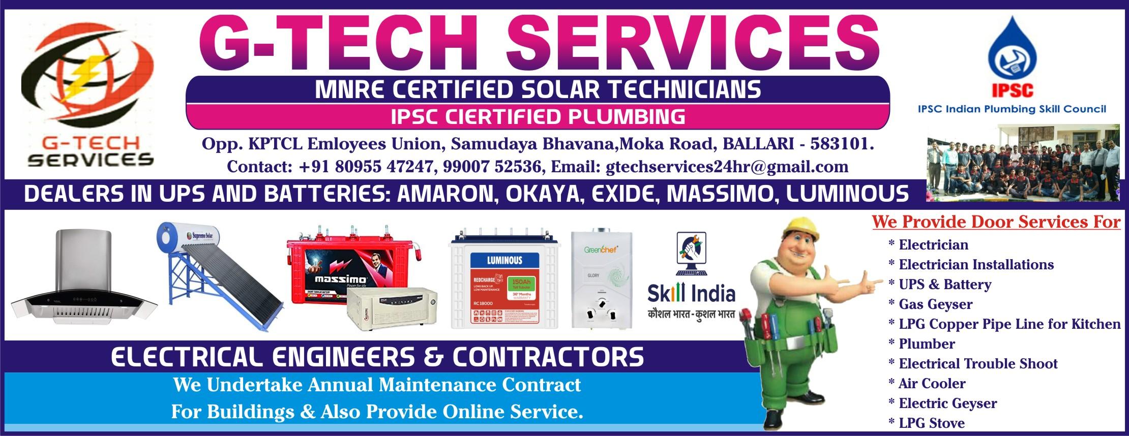 G-TECH SERVICES