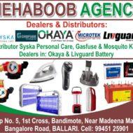 MEHABOOB AGENCY