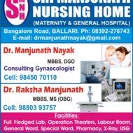 SRI MANJUNATH NURSING HOME