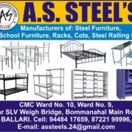 A.S. STEEL'S