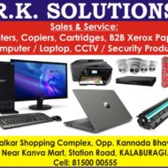 R.K. SOLUTIONS