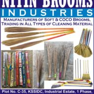 NITIN BROOMS INDUSTRIES