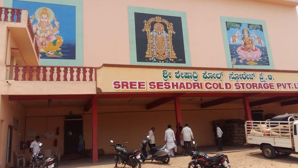 SREE SESHADRI COLD STORAGE PVT. LTD.,