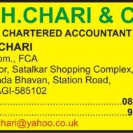 M.H. CHARI & CO.