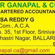 S R GANAPAL & CO.