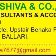 SHIVA & CO.,