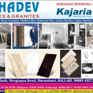 MAHADEV MARBLES & GRANITES