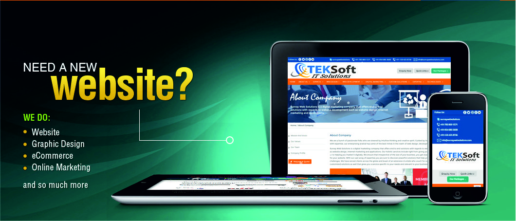 TEKSoft IT Solutions