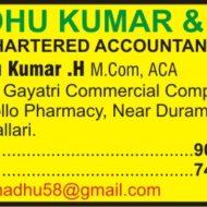 MADHU KUMAR & CO.,